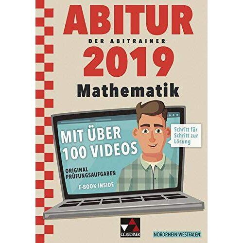 Thomas Stotko - Der Abitrainer / mit über 100 Erklärvideos: Der Abitrainer / Der Abitrainer Mathe NRW 2019: mit über 100 Erklärvideos - Preis vom 17.05.2021 04:44:08 h