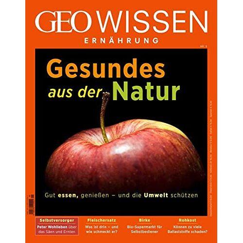 Jens Schröder - GEO Wissen Ernährung / GEO Wissen Ernährung 09/20 - Gesund aus der Natur - Preis vom 11.10.2021 04:51:43 h