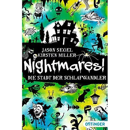 Jason Segel - Nightmares. Die Stadt der Schlafwandler - Preis vom 14.06.2021 04:47:09 h