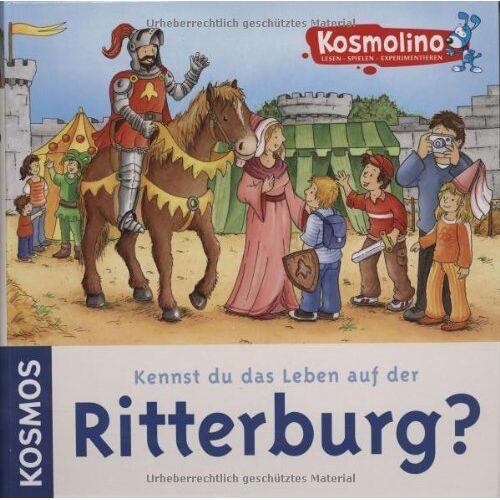 Eva Mokhlis - Kosmolino: Kennst du das Leben auf der Ritterburg? - Preis vom 02.08.2021 04:48:42 h