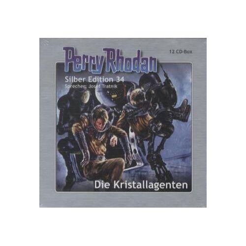K-H Scheer - Perry Rhodan Silber Edition Nr. 34 - Die Kristallagenten - Preis vom 13.09.2021 05:00:26 h