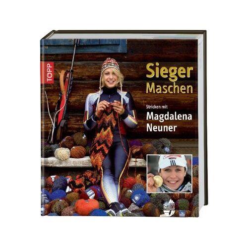 Magdalena Neuner - Sieger-Maschen: Stricken mit Magdalena Neuner - Preis vom 09.06.2021 04:47:15 h