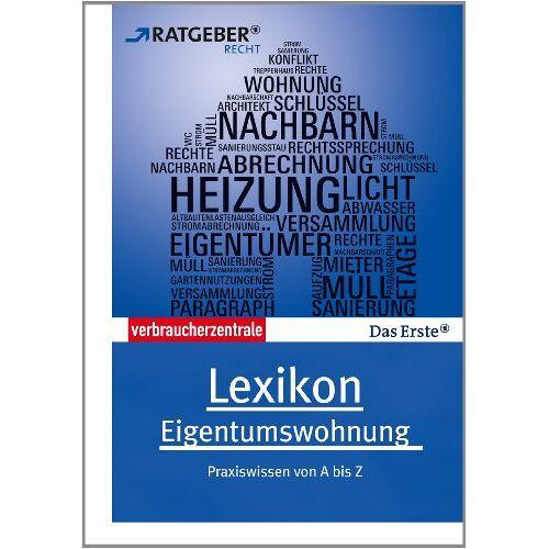 Karl-Heinz Seyfried - Lexikon Eigentumswohnung: Praxiswissen von A bis Z - Preis vom 11.06.2021 04:46:58 h