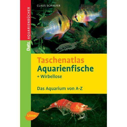 Claus Schaefer - Taschenatlas Aquarienfische und Wirbellose: Das Aquarium von A - Z - Preis vom 20.06.2021 04:47:58 h