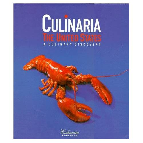 Gary Chassman - The United States: The USA - A Culinary Discovery (Culinaria) - Preis vom 16.06.2021 04:47:02 h