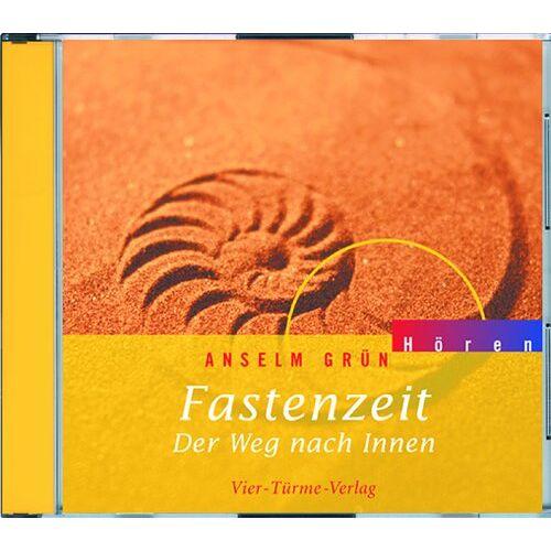 Anselm Grün - Fastenzeit. CD: Der Weg nach Innen - Preis vom 16.06.2021 04:47:02 h
