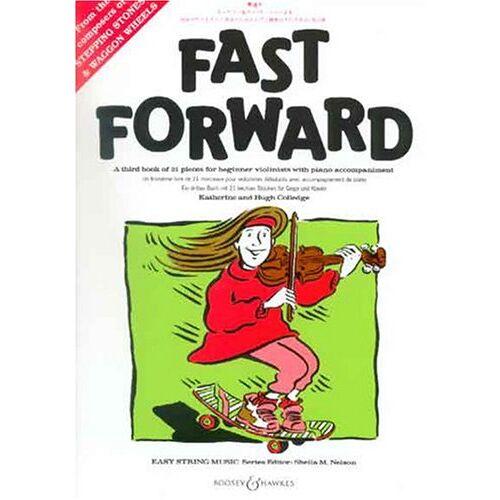 - Fast Forward. Violine, Klavier - Preis vom 13.06.2021 04:45:58 h
