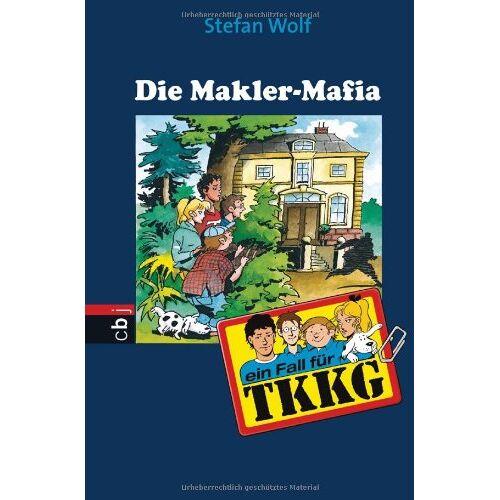 Stefan Wolf - Ein Fall für TKKG - Die Makler-Mafia: Band 110 - Preis vom 20.06.2021 04:47:58 h