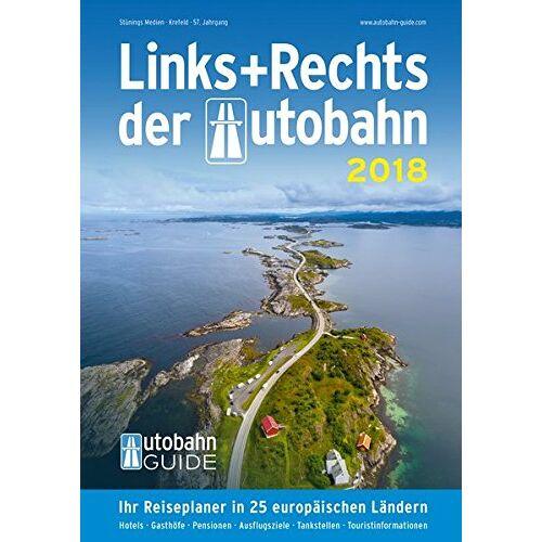 Stünings Medien GmbH - Links+Rechts der Autobahn - 2018: Der Autobahn-Guide - Preis vom 11.10.2021 04:51:43 h