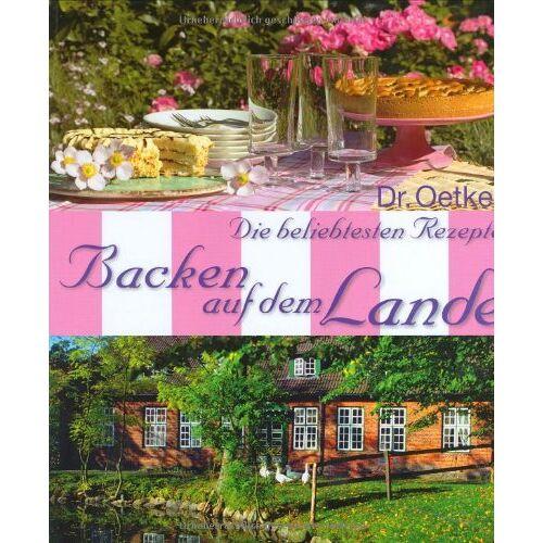 Dr. Oetker - Backen auf dem Lande (Dr. Oetker) - Preis vom 17.06.2021 04:48:08 h
