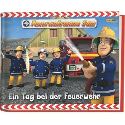 - Feuerwehrmann Sam Geschichtenbuch: Bd. 6: Ein Tag bei der Feuerwehr - Preis vom 28.07.2021 04:47:08 h