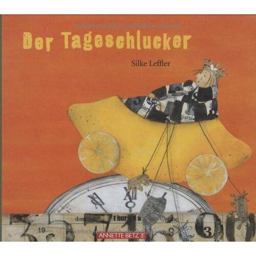 Silke Leffler - Der Tageschlucker - Preis vom 30.07.2021 04:46:10 h