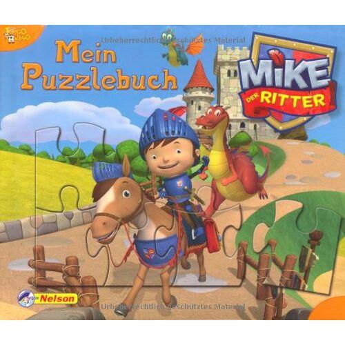 - Mike der Ritter, Mein Puzzlebuch - Preis vom 23.09.2021 04:56:55 h