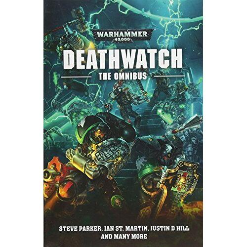 Parker Warhammer 40k: Deathwatch - Preis vom 22.06.2021 04:48:15 h
