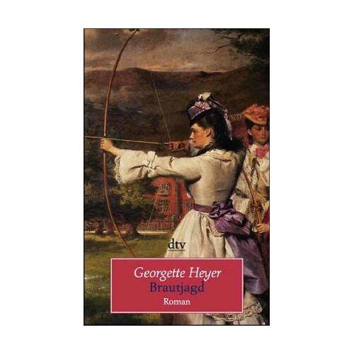 Georgette Heyer - Brautjagd. - Preis vom 19.06.2021 04:48:54 h