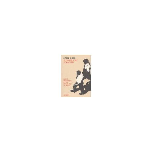 Peter Robb - Sizilianische Schatten - Preis vom 13.06.2021 04:45:58 h