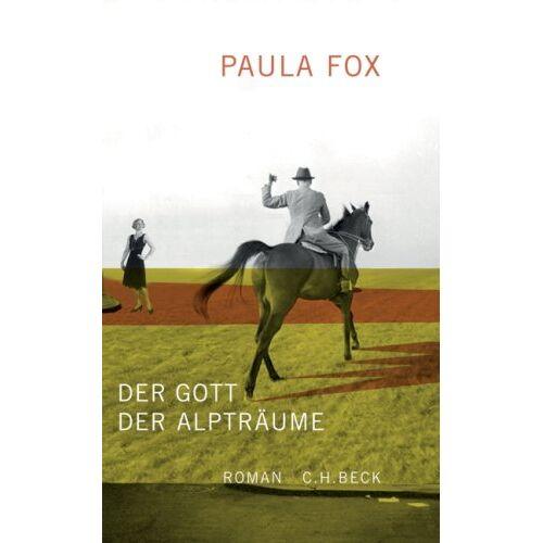 Paula Fox - Der Gott der Alpträume: Roman - Preis vom 15.10.2021 04:56:39 h