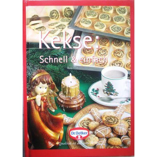 - Schnelles Backen: Kekse: Schnell & einfach - Preis vom 17.05.2021 04:44:08 h