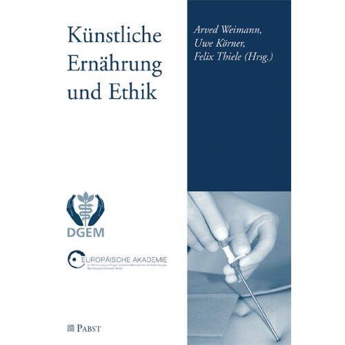 Arved Weimann - Künstliche Ernährung und Ethik - Preis vom 03.05.2021 04:57:00 h