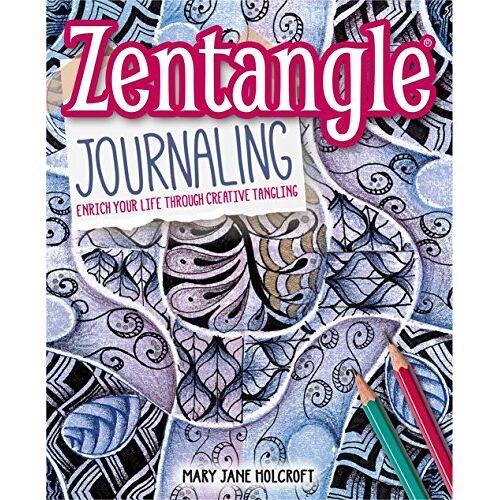 Holcroft, Mary Jane - Zentangle Journaling - Preis vom 20.09.2021 04:52:36 h