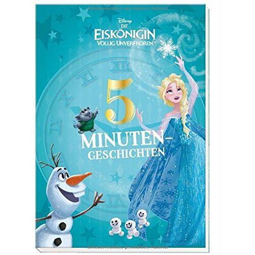 - Disney Die Eiskönigin: 5-Minuten Geschichten (Disney Eiskönigin) - Preis vom 18.10.2021 04:54:15 h
