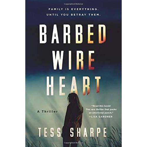 Tess Sharpe - Barbed Wire Heart - Preis vom 22.06.2021 04:48:15 h