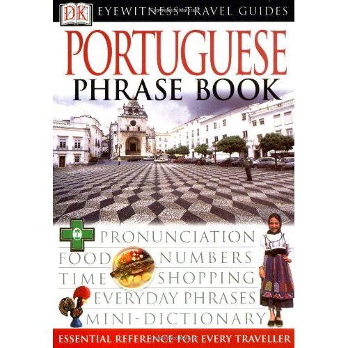 DK DK - Portuguese Phrase Book (Eyewitness Travel Guides Phrase Books) - Preis vom 13.09.2021 05:00:26 h