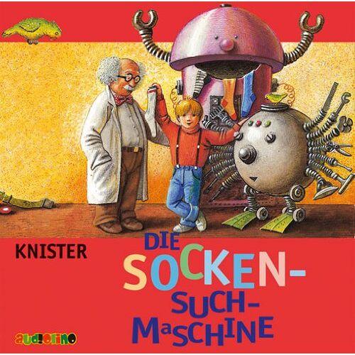 Knister - Die Sockensuchmaschine CD - Preis vom 03.05.2021 04:57:00 h
