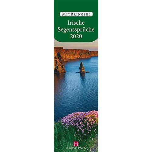- Irische Segenssprüche 2020: Mitbringsel - Preis vom 30.07.2021 04:46:10 h