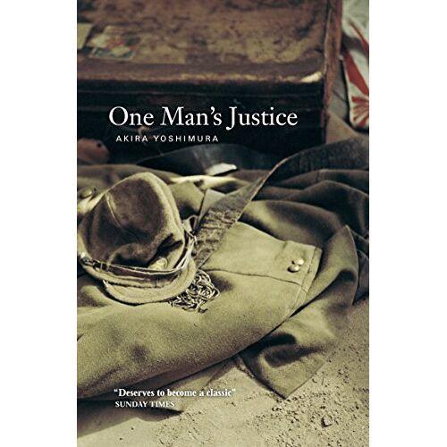 Akira Yoshimura - One Man's Justice - Preis vom 13.06.2021 04:45:58 h