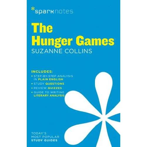SparkNotes - The Hunger Games (Sparknotes) - Preis vom 11.06.2021 04:46:58 h