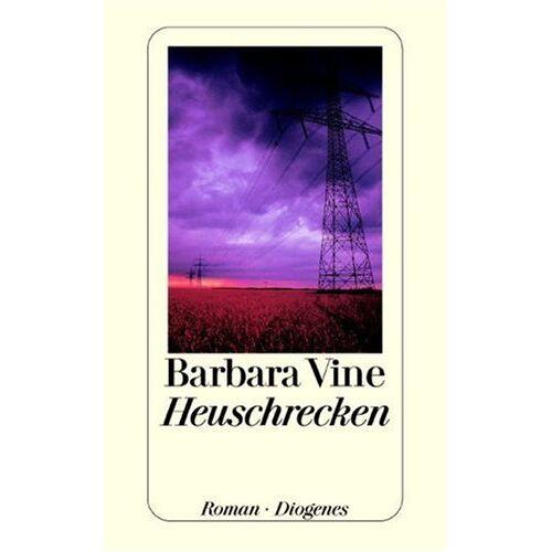 Barbara Vine - Heuschrecken - Preis vom 14.06.2021 04:47:09 h