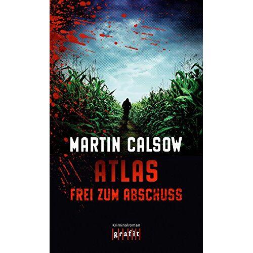 Martin Calsow - Atlas - Frei zum Abschuss - Preis vom 14.06.2021 04:47:09 h