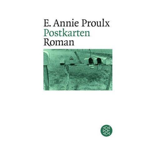 Annie Proulx - Postkarten. - Preis vom 25.07.2021 04:48:18 h
