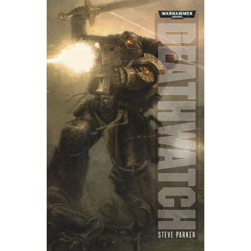 Parker Warhammer 40.000 - Deathwatch - Preis vom 22.06.2021 04:48:15 h