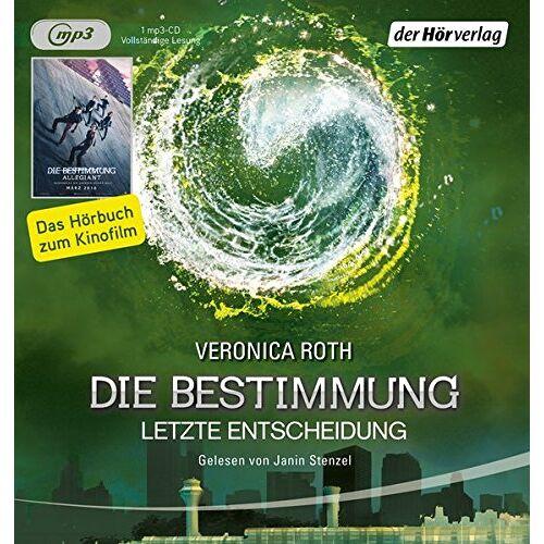 Roth Die Bestimmung: Letzte Entscheidung: Band 3 (Roth, Veronica: Die Bestimmung (Trilogie), Band 3) - Preis vom 19.06.2021 04:48:54 h