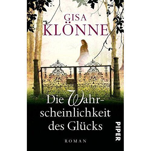 Gisa Klönne - Die Wahrscheinlichkeit des Glücks: Roman - Preis vom 17.06.2021 04:48:08 h
