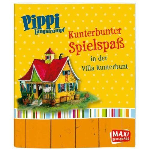 Becker Kunterbunter Spielspaß in der Villa Kunterbunt - Preis vom 13.06.2021 04:45:58 h