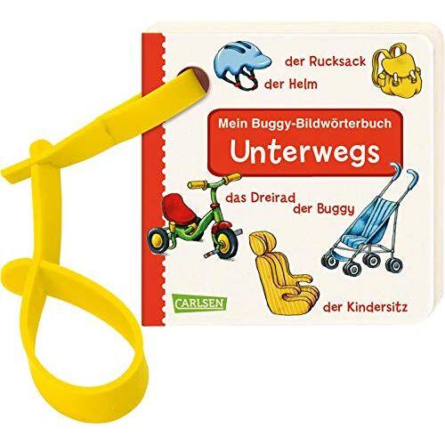 Lucia Fischer - Buggy-Bücher: Mein Buggy-Bildwörterbuch: Unterwegs - Preis vom 14.06.2021 04:47:09 h