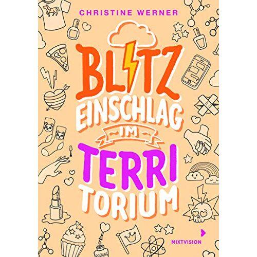 Christine Werner - Blitzeinschlag im TerriTorium - Preis vom 22.06.2021 04:48:15 h