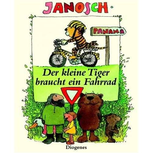 Janosch - Der kleine Tiger braucht ein Fahrrad - Preis vom 16.06.2021 04:47:02 h