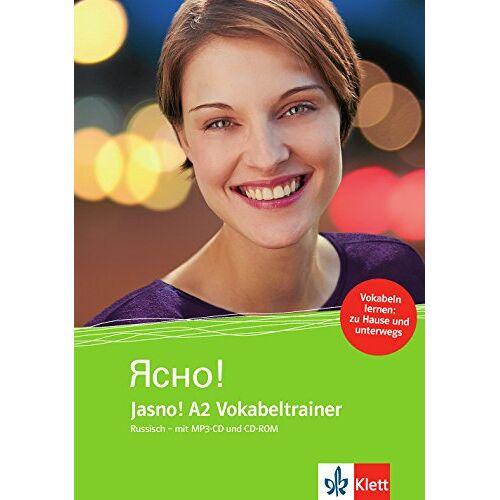 - Jasno! A2 Vokabeltrainer: Russisch für Anfänger / Russisch - mit MP3-CD und CD-ROM. Russisch - mit MP3-CD und CD-ROM - Preis vom 11.10.2021 04:51:43 h