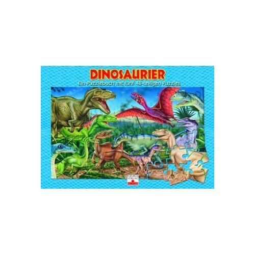 - Puzzlebuch Dinosaurier - Preis vom 22.09.2021 05:02:28 h