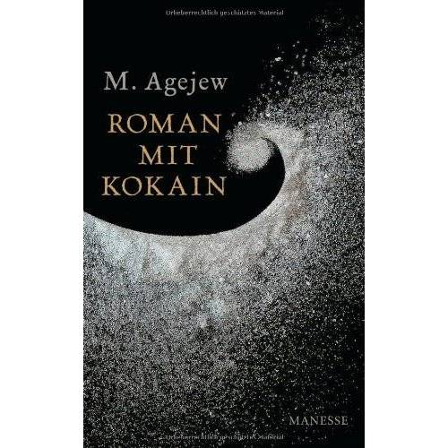 M. Agejew - Roman mit Kokain - Preis vom 16.06.2021 04:47:02 h