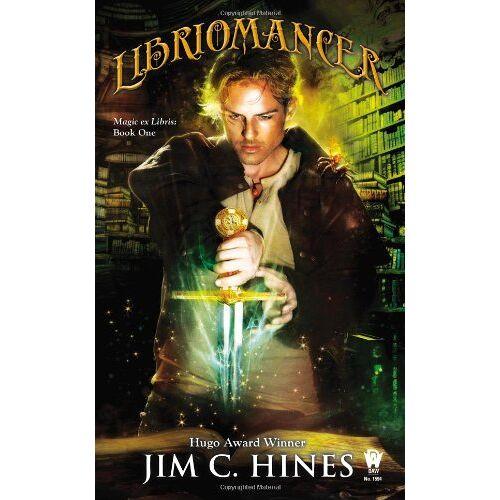 Hines, Jim C. - Libriomancer (Magic Ex Libris, Band 1) - Preis vom 01.08.2021 04:46:09 h