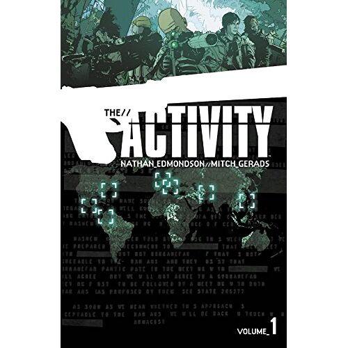 Nathan Edmondson - The Activity Volume 1 TP (Activity Tp) - Preis vom 16.10.2021 04:56:05 h