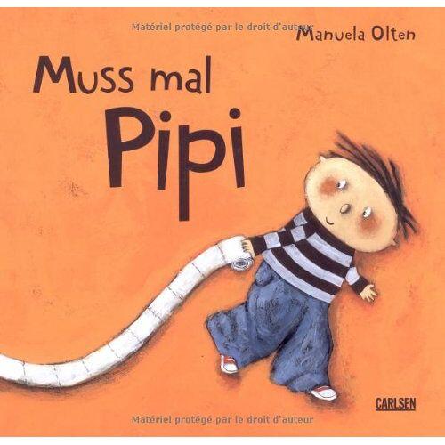 Manuela Olten - Muss mal Pipi - Preis vom 08.09.2021 04:53:49 h