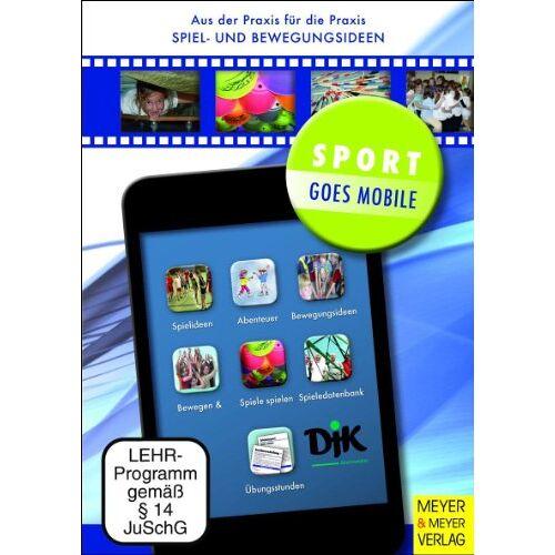 DJK Landesverband NRW - Sport goes Mobile, DVD Hrsg.: DJK Landesverband NRW - Preis vom 21.06.2021 04:48:19 h