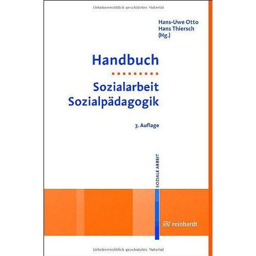 Hans-Uwe Otto - Handbuch Sozialarbeit / Sozialpädagogik - Preis vom 22.06.2021 04:48:15 h