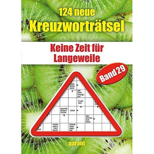 - 124 neue Kreuzworträtsel Band 29 - Preis vom 11.06.2021 04:46:58 h